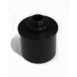 Aeritel - Raccordo adattatore 31,8 mm. naso per Webcam
