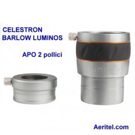 Celestron  - Barlow Luminos APO 4 elementi Aeritel