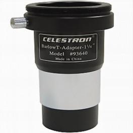 Celestron - Barlow 2x con filettatura T2
