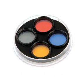 Celestron - Filtri (4) per oculari 31.8mm