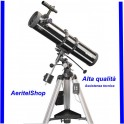 Skywatcher - Telescopio Newton 130 EQ 2 EQ2 motor - CERCATORE 6x30 acromatico