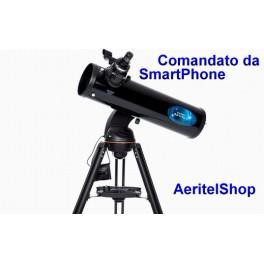 Celestron - Telescopio Riflettone Newton AstroFi 130