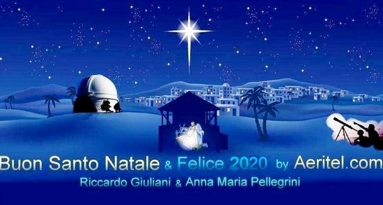 Santo Natale 2019 - aeritel